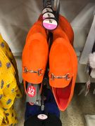 Orange Shoes - Half Price