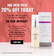 Lookfantastic - Mid-Week Treat! 20% off Today!