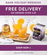 Twinings Tea - Bank Holiday Free Delivery over £20