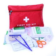 First Aid Kit - Good for Car / Travel / Days Out