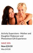 Activity Superstore - Mother and Daughter Makeover
