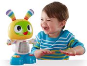 Fisher-Price Baby Robot Toy with 40+ Learning Songs, Tunes and Phrases