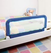 Safety 1st Portable Compact Travel Bed Rail for Children, Blue