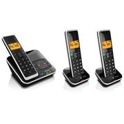 BT Xenon Cordless Telephone with Answering Machine 3 Handset £34.99 with Code