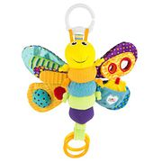 Lamaze Freddie The Firefly - Clip On Pram and Pushchair Toy at Amazon - 30% Off