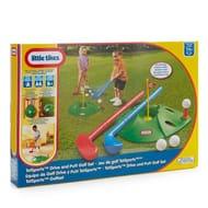 Little Tikes - Drive and Putt Golf Set