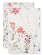 Laura Ashley Meadow Flower Sienna Tea Towels Set of 2
