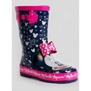 Disney Minnie Mouse Multicoloured Wellies - 1