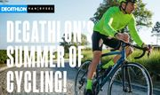 WIN the Backing of Decathlon for Your Big Road Cycling Challenge This Summer