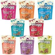 Wagg Dog Treats - 99p Each Or 6 For £3