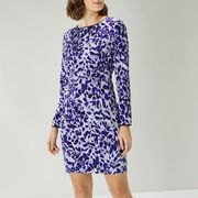 Giana Leopard Printed Dress - 30% Off Only £76.3