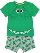 Disney Toy Story Rex T-Shirt and Shorts Outfit Only £5