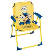 Despicable Me Kids Garden Chair Only £3.99 at CLEARANCE XL down from £15