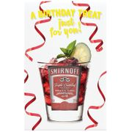 Smirnoff Vodka Shot Treat Set