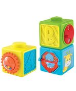 Mothercare Baby Safari Stacking Activity Blocks - Save £2