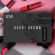 WIN a £50.00 Bobbi Brown Gift Card!