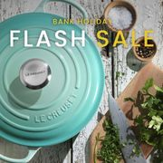 Le Creuset - Our Bank Holiday Flash Sale Starts Today!