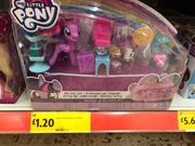 Morrisons - My Little Pony on the Go Sets - £1.20 - Liverpool
