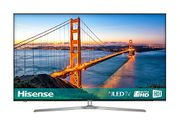 Hisense 65-Inch Ultra HD ULED Smart 4K TV with HDR and Freeview Play