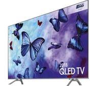 """*SAVE over £300* SAMSUNG 55"""" Smart Ultra HD HDR QLED 4K TV"""
