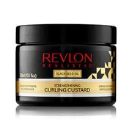 Revlon Black Seed Oil Strength Curling Custard SAVE 74%