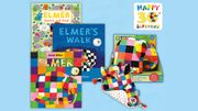 Thirty Years of Elmer the Elephant: Here's How to Win Books, Toys and Goodies