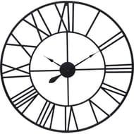 Wall Clock Roman 93cm BETTER Than Half Price