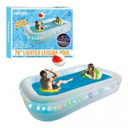 Light up LED Leisure Pool 200x150x50cm Code: 3527641