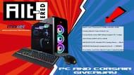 Custom PC/Corsair Bundle Giveaway!