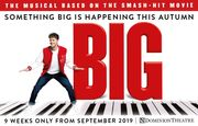 3* or 4* London Theatre Break with Breakfast & Big the Musical
