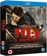 GLITCH - Free Mission Impossible Blu Ray Box Set