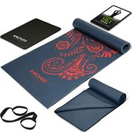 Yoga Mat Set Kit for £3.99 Delivered