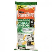 Burton's Fish & Chips Pickled Onion 6 Pack