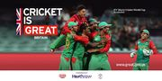 Win Tickets to the Cricket World Cup - England v Australia at Lord's