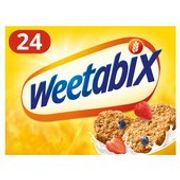 Weetabix 24 Pack 2 for £ 4