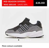 Adidas Originals Yung Trainers 58%off at JD Sport