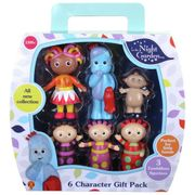 In the Night Garden 6 Figurine Gift Pack - Save £4