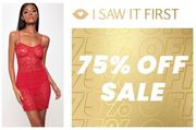 Special Offer - I SAW IT FIRST Deals upto 75% Discount