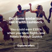 £60 Cashback with Quidco for Using WorldRemit to Transfer £100 or More Abroad