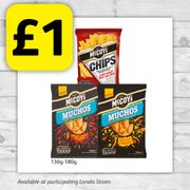 McCoys Crisps for Only £1