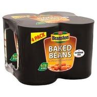 Branston Baked Beans 4 Pack