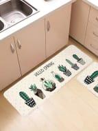 Cactus Pattern Floor Mat