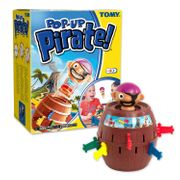 SAVE £6. TOMY Pop up Pirate Game - £9.99 at Amazon