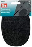 Prym Nappa Leather Patches, Black, 18.5 X 11 X 0.5 Cm. Free Delivery Included