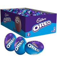 CASE of 48 X Cadbury Oreo Eggs 31g