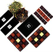 45-Piece Chocolate Box, complete with Chinese black tea, worth £118