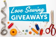 Love Sewing 68 Giveaways!