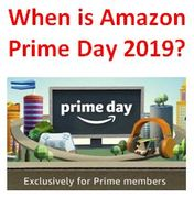 When is the UK Amazon Prime Day 2019? The Start Date?