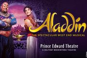 Aladdin the Musical London Theatre Show