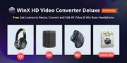 Win Bose HeadPhone, Accessories and Get 4K Video Converter for Free